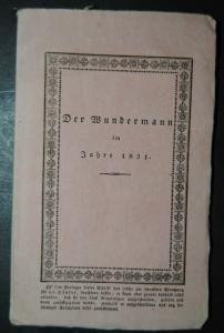 Der Wundermann im Jahre 1821 – Alexander von Hohenlohe