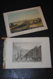 20 Ansichten aus Wien - ca. 1850