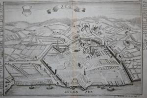 Kupferstich von Bodenehr -