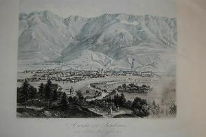 Innsbruck – Gesamtansicht – Martens – Ca. 1850