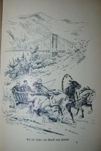 Schwarz - Quer durch Sibirien - 1898