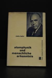 Bohr - Atomphysik und menschliche Erkenntnis - 1958