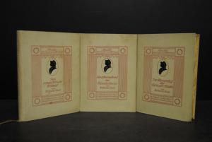 Bode - Amalie Herzogin von Weimar - 3 Bde. - 1908