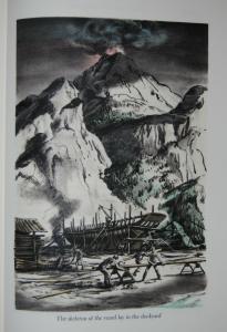 Verne - The Mysterious Island – Baltimore 1959 – Illustr. v. Wilson - Numeriert