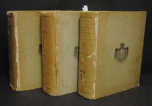 Saige - Documents historiques relatifs a la Principauté de Monaco - 1888-91