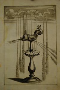 Böckler – Barockes Wasserspiel – Nürnberg 1664