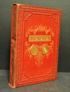 München – Leporello mit 24 Photographien – Um 1880