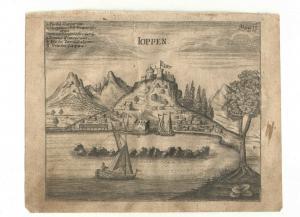Tel Aviv (Jaffa) – Kupferstich aus Myller, Peregrinus - 1730