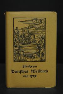 Flurheym - Alle Kirchen Gesäng und Gebeet des gantzen Jars - 1964