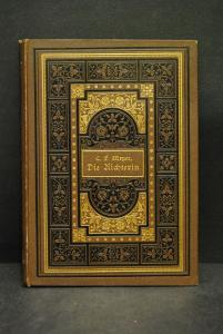 Meyer - EA - Die Richterin - Novelle - 1885