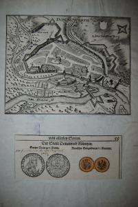 Donauwörth - Kupferstich - 1704
