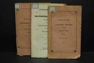 Oberbayerisches Archiv für vaterländische Geschichte - 1840
