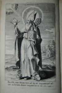 Lancilottus - S. Aurelii Augustini Hipponensis Episcopi - 1616