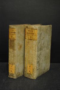 Rasp - Erläuterungen des Lehrbegriffs des Naturrechts - 2 Bde. - 1794-95