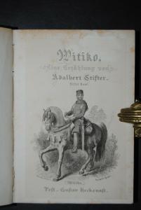 Stifter - Witiko - Eine Erzählung - 1865-67