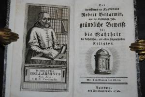 Bellarmin - Gründliche Beweise für die Wahrheit der katholischen Religion - 1796