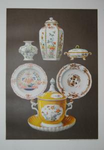 Festschrift 200 Jahre Meissner Porzellan - 1910
