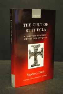Davis - The Cult of St. Thecla – Oxford 2001