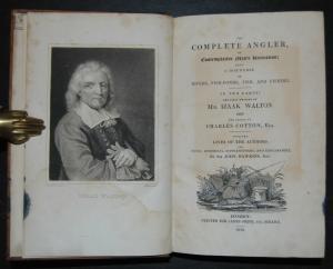 Walton – The complete Angler – 1822 – 15 Tafeln