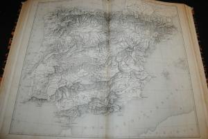 Thiers - Atlas de l'histoire du Consulat et de l'Empire – 66 Karten - 1860