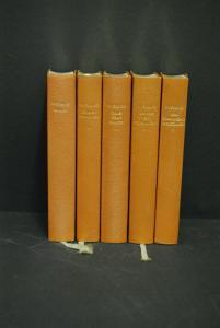 Wieland - Werke - 5 Bände -