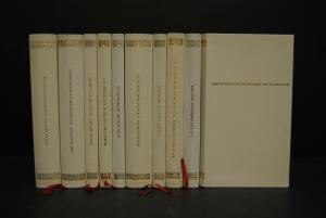 Bibliothek der erotischen Weltliteratur 10 Bände - München 1965-67