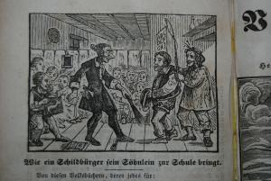 Volksbücher -Teile 1-11 der Reihe in 1 Band - 1838
