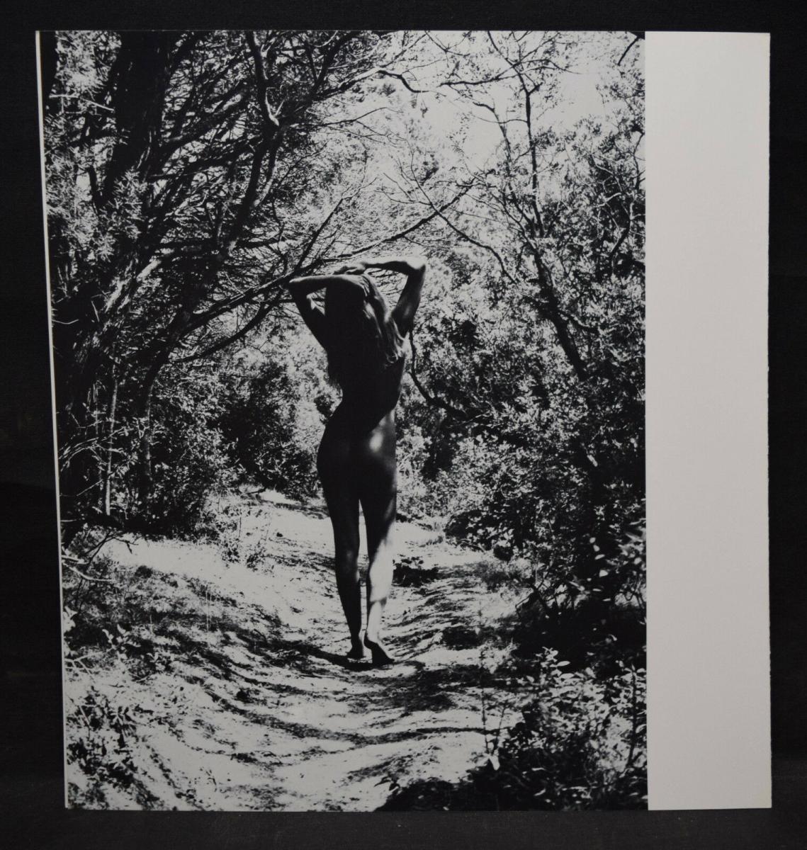ANDRÉ KRETZ - CANTATE A NAUSICAA - WIDMUNG - ORIGINALZEICHNUNG - 1980 - FOTOS 10
