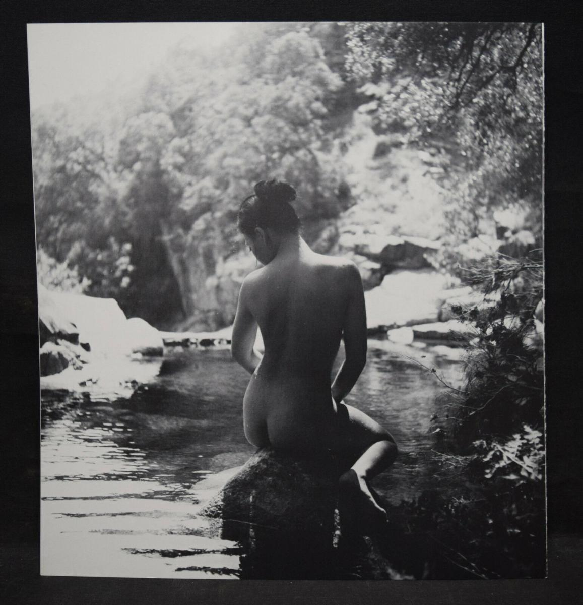 ANDRÉ KRETZ - CANTATE A NAUSICAA - WIDMUNG - ORIGINALZEICHNUNG - 1980 - FOTOS 7