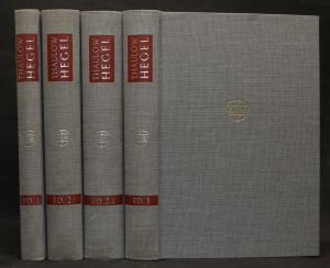 Hegel's Ansichten über Erziehung und Unterricht von Gustav Thaulow - 1974