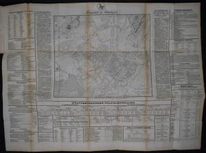 Stuttgart  Stuttgarts Gegenwart 1847 -  EINZIGE AUSGABE SELTEN -  J. E. Hartmann