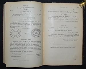 Die Bank von England - Eugen Philippovich - 1885 - Seltene erste Ausgabe