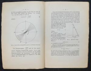 Die mechanischen Beweise - Richard Grammel - 1922 - Erdrotation - Erstausgabe