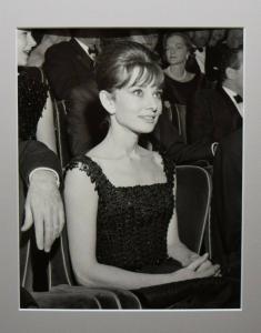 AUDREY HEPBURN - ORIGINAL-PORTRAIT-PHOTOGRAPHIE - VINTAGE - NEW YORK 1961