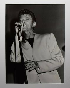 DAVID BOWIE - ORIGINAL-PORTRAIT-PHOTO - VINTAGE - ROM 1991