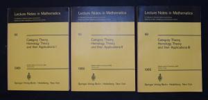MATHEMATICS MATHEMATIK  MATHÉMATIQUES Category theory, homology theory and their