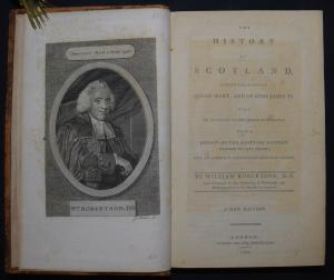 The history of Scotland - William Robertson - Schottland