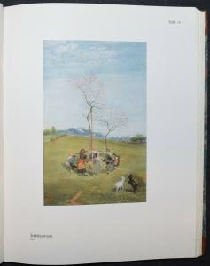 HANS THOMA - 1922 - JOSEPH BERINGER - BIBLIOPHILE AUSGABE - MATTAUTOTYPIE