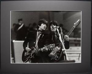 Rolling Stones - Original-Vintage Photo von Alberto Durazzi - Mailand 1967