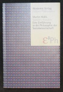 SOZIALES HANDELN - MARTIN HOLLIS - 1995 - SOZIALWISSENSCHAFTEN