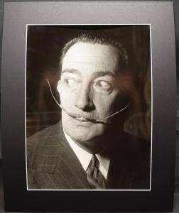 DALI - ORIGINAL-PORTRÄT-PHOTO 1954