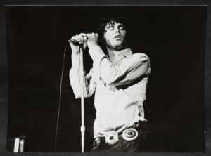 JIM MORRISON - MIT  WIDMUNG VON FREDDY TORNBERG - 12 PHOTOS UM 1970 - POP-KULTUR