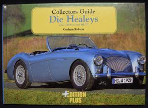 Die Healeys von Graham Robson - 1996 - Healey
