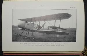 Aircraft in warfare von F. Lanchester - 1916