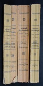 Lehrbuch der Geologie - 1923-1924 - Geologie - Mineralogie Gesteinskunde