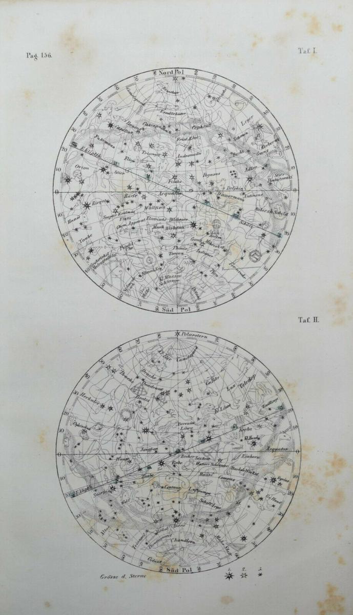 SCHULPREIS-EINBAND - SCHOEDLER, DAS BUCH DER NATUR - ASTRONOMIE CHEMIE BOTANIK 6