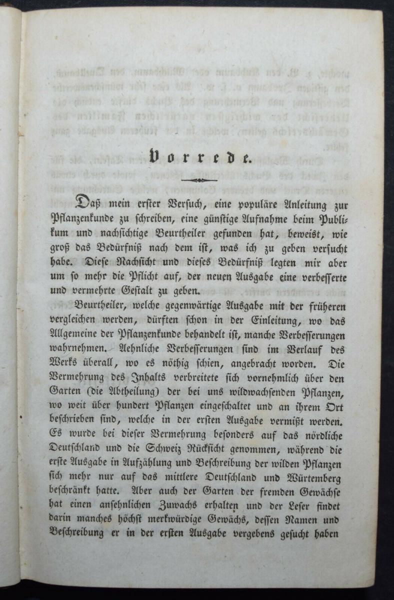 POPULÄRE BOTANIK - 1837 - CH. F. HOCHSTETTER - HANDKOLORIERTE TAFELN 3