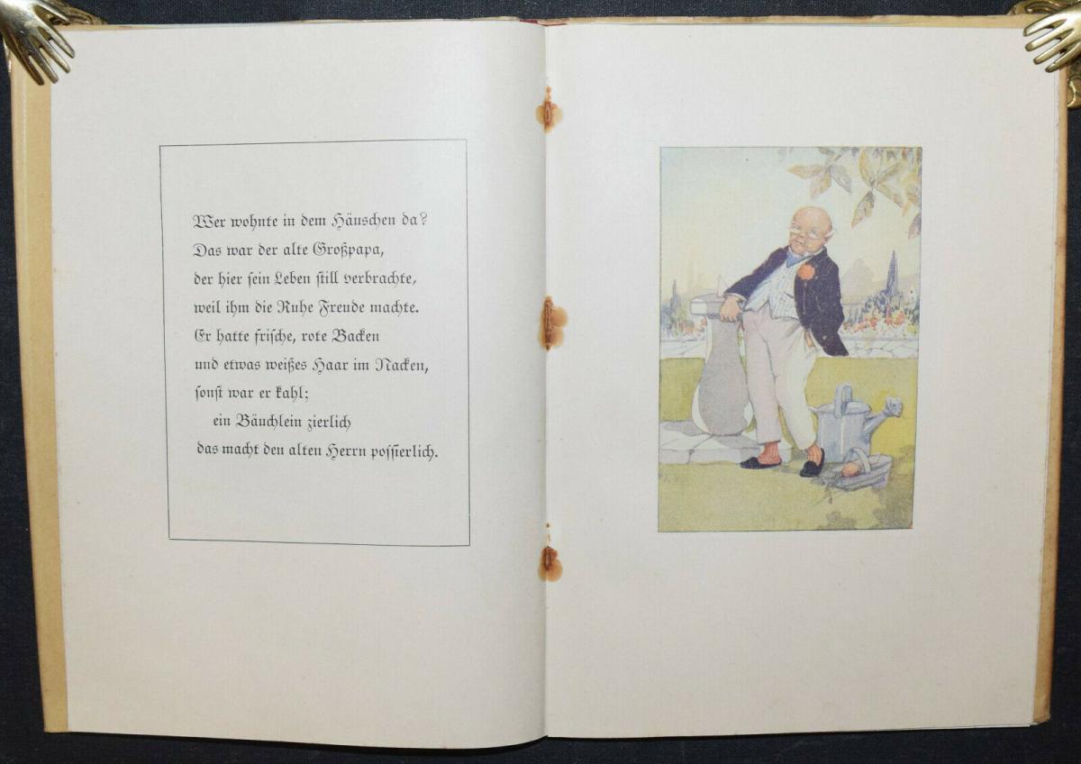 MEIXNER - GROSSVATER PHILIPP UND DER TIGER - EINZIGE AUSGABE (1928) 2