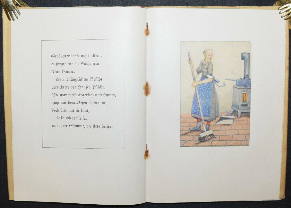 MEIXNER - GROSSVATER PHILIPP UND DER TIGER - EINZIGE AUSGABE (1928) 3