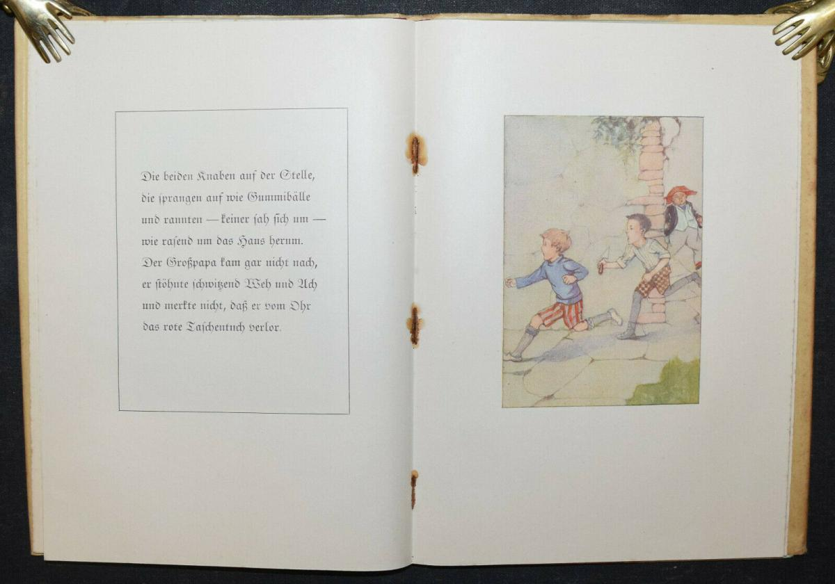 MEIXNER - GROSSVATER PHILIPP UND DER TIGER - EINZIGE AUSGABE (1928) 6